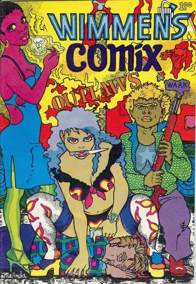 Wimmin's Comics