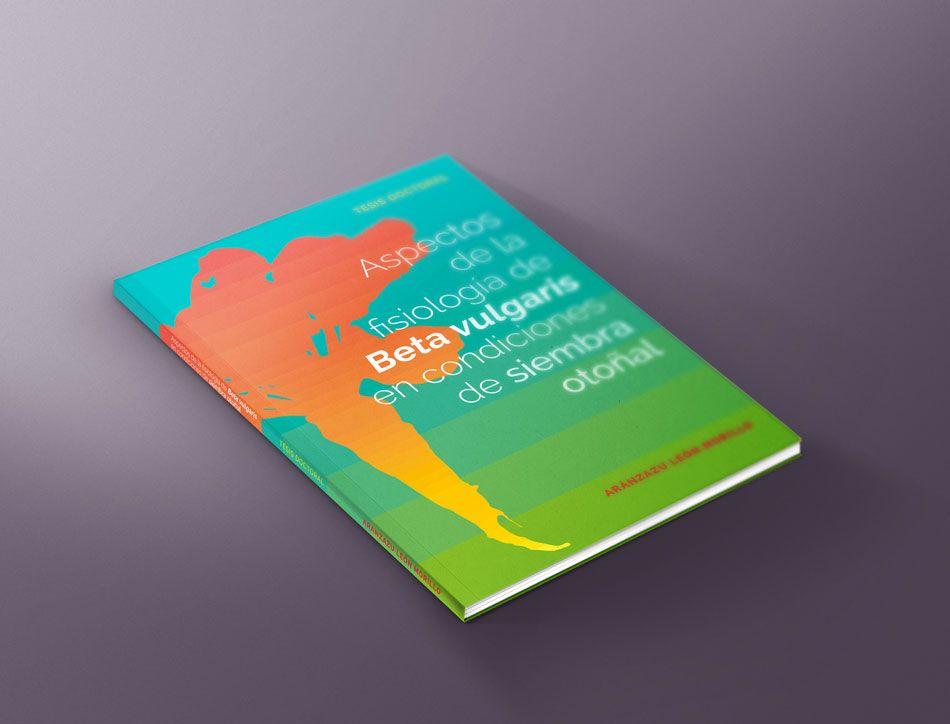 Cover para Tesis sobre Beta vulgaris, por UyM