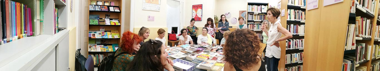 El Centro de Documentación María Zambrano organiza el el XXV Encuentro de la Red de Centros de Documentación y Bibliotecas de Mujeres. UyM y Violeta Asensio.