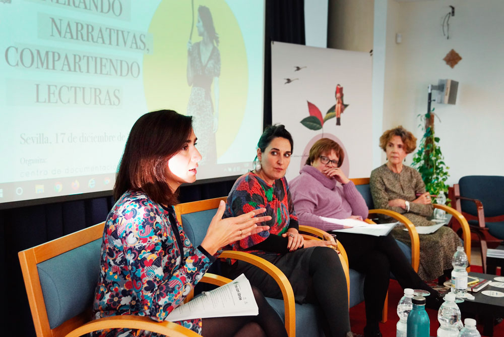 Encuentro de Clubs de Lectura de Andalucía. Generando narrativas, compartiendo lecturas.