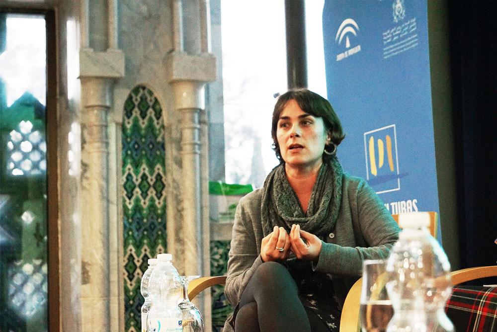 Sara Mesa .Encuentro de Clubs de Lectura de Andalucía. Generando narrativas, compartiendo lecturas.