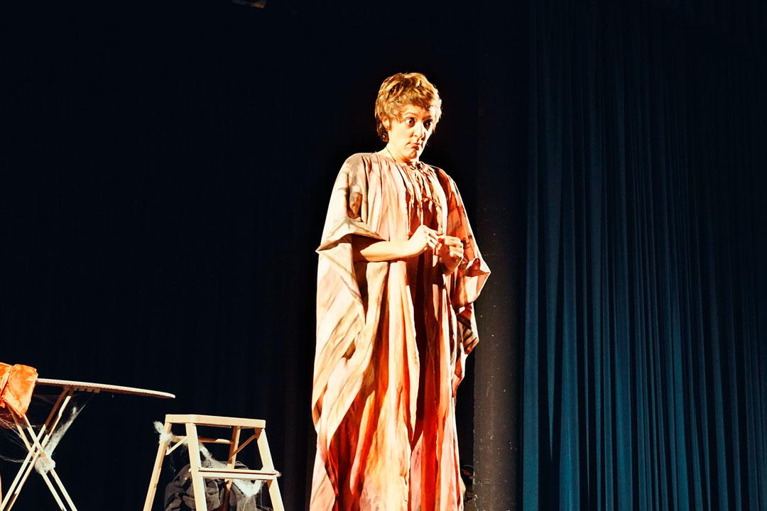 Mercedes Reyes, en La Buscona. Encuentro de Clubs de Lectura de Andalucía. Generando narrativas, compartiendo lecturas.
