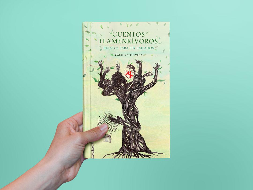 Libro Cuentos Flamenkívoros